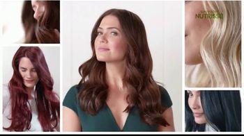 Garnier Nutrisse Nourishing Color Creme TV Spot, '77 tonos' con Mandy Moore [Spanish]