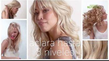 Garnier Nutrisse Nourishing Color Creme TV Spot, '77 tonos' con Mandy Moore [Spanish] - Thumbnail 5