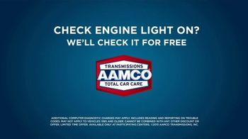 AAMCO Transmissions TV Spot, 'Dancing Tenant: Check Engine Light' - Thumbnail 7