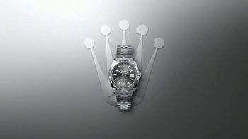 Rolex TV Spot, 'Perpetual Excellence' - Thumbnail 10