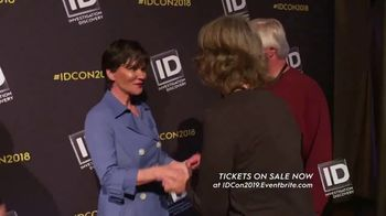 Investigation Discovery TV Spot, '2019 IDCon' - Thumbnail 8