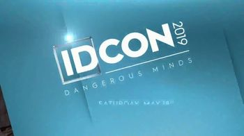 Investigation Discovery TV Spot, '2019 IDCon' - Thumbnail 9