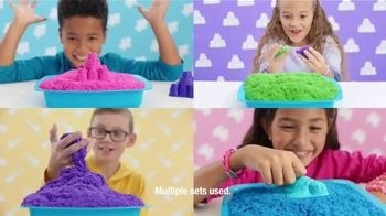 Kinetic Sand TV Spot, 'Disney Channel: Create'