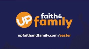 UP Faith & Family TV Spot, 'Easter Lives Here: Free Trial' - Thumbnail 2
