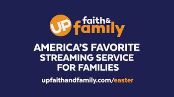 UP Faith & Family TV Spot, 'Easter Lives Here: Free Trial' - Thumbnail 7