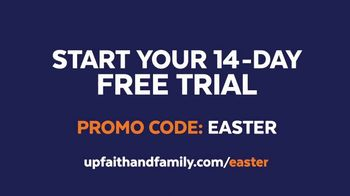 UP Faith & Family TV Spot, 'Easter Lives Here: Free Trial' - Thumbnail 9