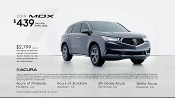2019 Acura MDX TV Spot, 'Designed for Where You Drive: City' Song by Lizzo [T2] - Thumbnail 9