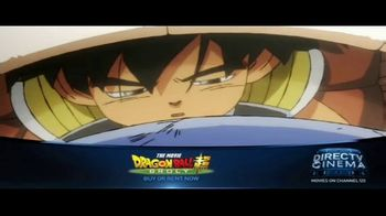 DIRECTV Cinema TV Spot, 'Dragon Ball Super: Broly' - Thumbnail 1