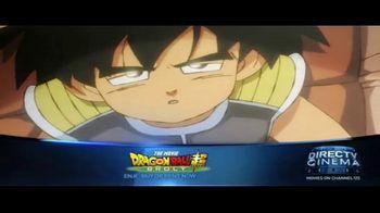 DIRECTV Cinema TV Spot, 'Dragon Ball Super: Broly' - Thumbnail 2