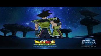DIRECTV Cinema TV Spot, 'Dragon Ball Super: Broly' - Thumbnail 4