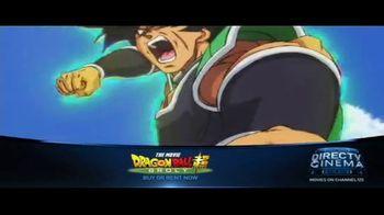 DIRECTV Cinema TV Spot, 'Dragon Ball Super: Broly' - Thumbnail 7