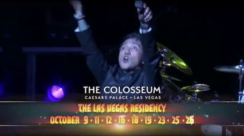 Journey The Las Vegas Residency TV Spot, 'Live at The Colosseum at Caesars Palace' - Thumbnail 4
