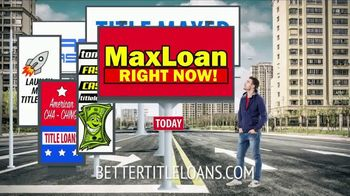 Auto Equity Loans TV Spot, 'Better Option' - Thumbnail 1