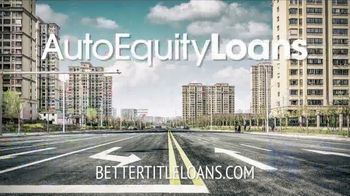 Auto Equity Loans TV Spot, 'Better Option' - Thumbnail 2