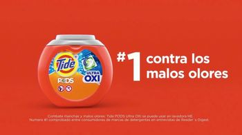 Tide PODS Ultra OXI TV Spot, 'Una limpieza infalible' [Spanish] - Thumbnail 10