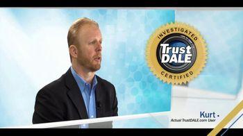 TrustDALE TV Spot, 'Kurt'