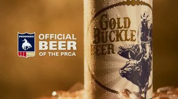 Gold Buckle Beer TV Spot, 'Brewed for the Cowboy' - Thumbnail 4