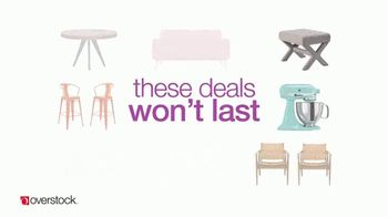Overstock.com Easter Flash Sale TV Spot, 'Furniture, Decor and Rugs' - Thumbnail 8