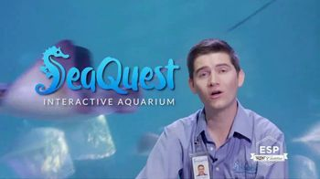 Cadillac Eat. See. Play. Giveaway TV Spot, 'CBS 11: SeaQuest' [T2] - Thumbnail 3