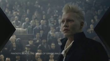 XFINITY On Demand TV Spot, 'X1: Fantastic Beasts: The Crimes of Grindelwald'