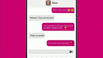 T-Mobile Essentials TV Spot, 'Best Mom Ever' Song by Frankie Avalon - Thumbnail 3