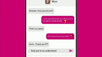 T-Mobile Unlimited TV Spot, 'Best Mom Ever' Song by Frankie Avalon