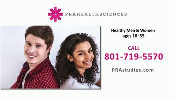 PRA Health Sciences TV Spot, \'Healthy Men and Women\'