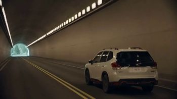 2019 Subaru Forester TV Spot, 'Call of the Road' [T1] - Thumbnail 3