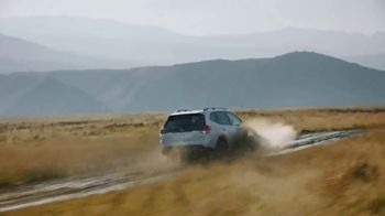 2019 Subaru Forester TV Spot, 'Call of the Road' [T1] - Thumbnail 4
