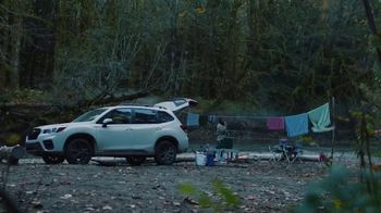 2019 Subaru Forester TV Spot, 'Call of the Road' [T1]
