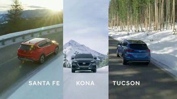 Hyundai TV Spot, 'Full Lineup of SUVs: Winter' [T2] - Thumbnail 2