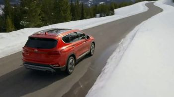 Hyundai TV Spot, 'Full Lineup of SUVs: Winter' [T2] - Thumbnail 4