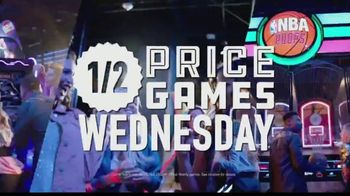 Dave and Buster's Half-Price Games Wednesday TV Spot, 'Captain Marvel' - Thumbnail 2
