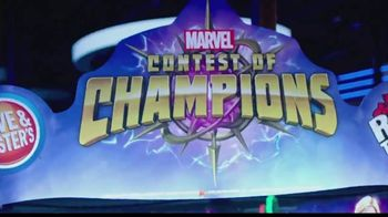 Dave and Buster's TV Spot, 'Half-Price Games Wednesday: Captain Marvel'