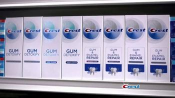 Crest Gum & Enamel Repair TV Spot, 'Advice: Coupon' - Thumbnail 8