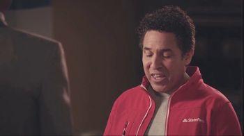 State Farm TV Spot, 'Zingers' Featuring Reggie Miller, Oscar Nunez - Thumbnail 6