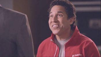 State Farm TV Spot, 'Zingers' Featuring Reggie Miller, Oscar Nunez - Thumbnail 8