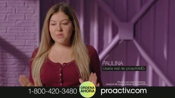 ProactivMD TV Spot, 'Maite Fresh Start (120s Sp - S1s)' con Maite Perroni [Spanish] - Thumbnail 4