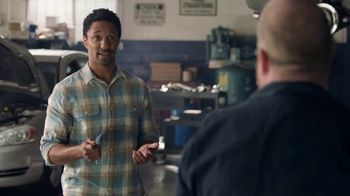 AT&T Wireless TV Spot, 'OK: Mechanic' - Thumbnail 4