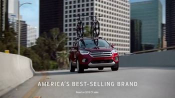 Ford Presidents Day Sales Event TV Spot, 'Best Offers' [T2] - Thumbnail 4