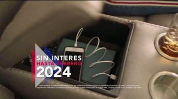 Rooms to Go Venta por el Día de los Presidentes TV Spot, 'Ahorra en todo' [Spanish] - Thumbnail 2