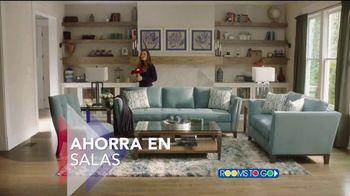 Rooms to Go Venta por el Día de los Presidentes TV Spot, 'Ahorra en todo' [Spanish] - Thumbnail 3