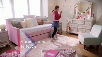 Rooms to Go Venta por el Día de los Presidentes TV Spot, 'Ahorra en todo' [Spanish] - Thumbnail 5