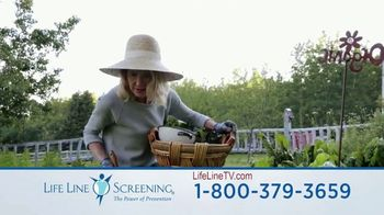 Life Line Screening Package TV Spot, 'Quick, Easy & Affordable Screenings' - Thumbnail 2