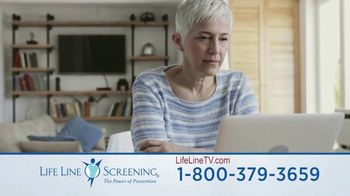 Life Line Screening Package TV Spot, 'Quick, Easy & Affordable Screenings' - Thumbnail 4