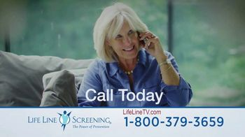 Life Line Screening Package TV Spot, 'Quick, Easy & Affordable Screenings' - Thumbnail 9