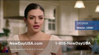 NewDay USA VA Cash Out Home Loan TV Spot, 'Money for Your Family' - Thumbnail 1