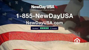 NewDay USA VA Cash Out Home Loan TV Spot, 'Money for Your Family' - Thumbnail 10