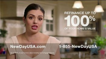NewDay USA VA Cash Out Home Loan TV Spot, 'Money for Your Family' - Thumbnail 6