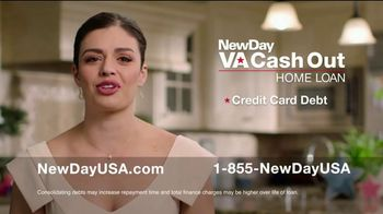 NewDay USA VA Cash Out Home Loan TV Spot, 'Money for Your Family' - Thumbnail 7